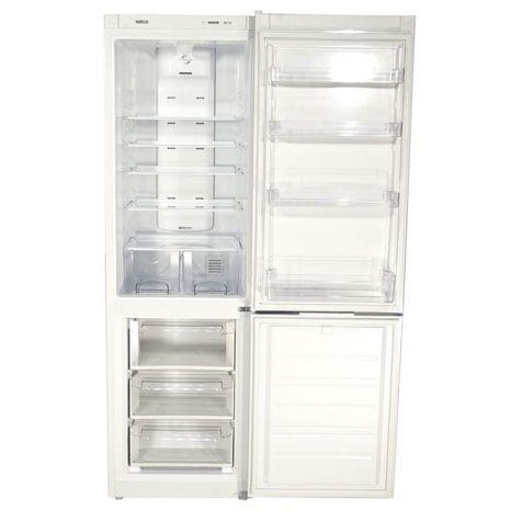 3D модель: холодильник ATLANT ХМ 4424-009 ND - ящики и полки внутри