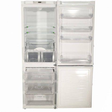 3D-обзор: Холодильник ATLANT ХМ 6321-101 - камеры внутри