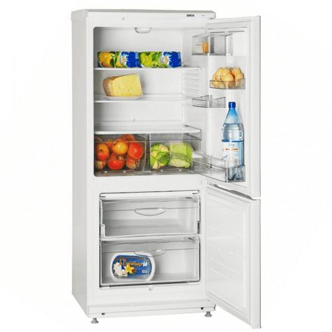 Холодильник ATLANT ХМ 4008-022 - камеры внутри