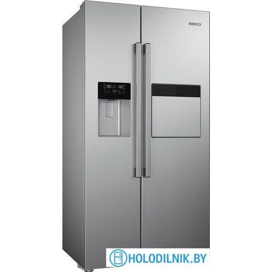 Холодильник BEKO GN 162420 X