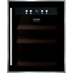 Винный шкаф CASO WineSafe 12 (черный)